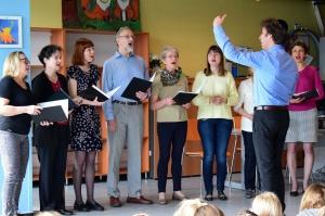 Chór żydowski koncert