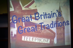 Great Britain's traditions