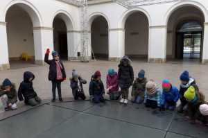 I B w Muzeum Sztuki Współczesnej