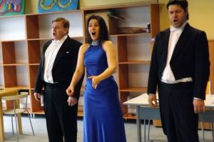 Koncert-Arie operowe