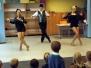 Tańce rewii i musicalu
