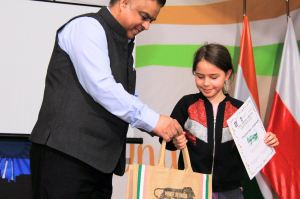 Konkurs w Ambasadzie Indii