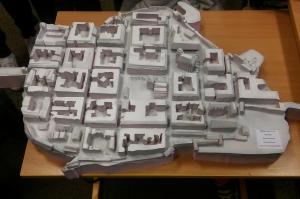Makiety średniowiecznych miast