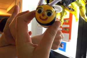 Projekt pszczoły -prace uczniów