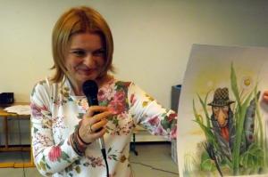 Spotkanie z autorem książek dla dzieci