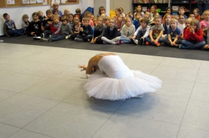 Spotkanie z baletem