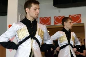 Tańce Czeczenii