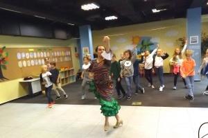 Warsztaty flamenco