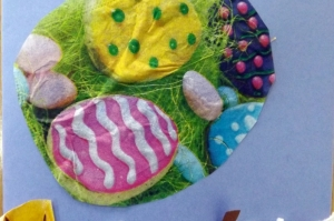 Wielkanocne kartki IIIB