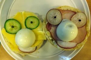 Zdrowe śniadanie kl. I B